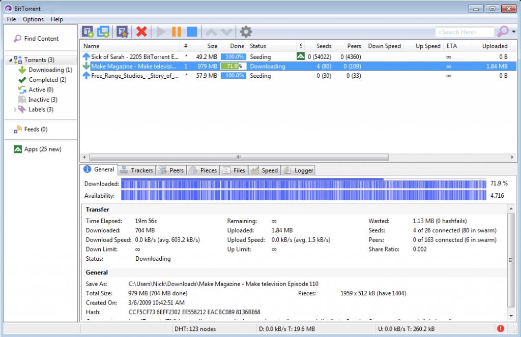 BitTorrent Pro 7.11.4 Crack-Activation Key Free